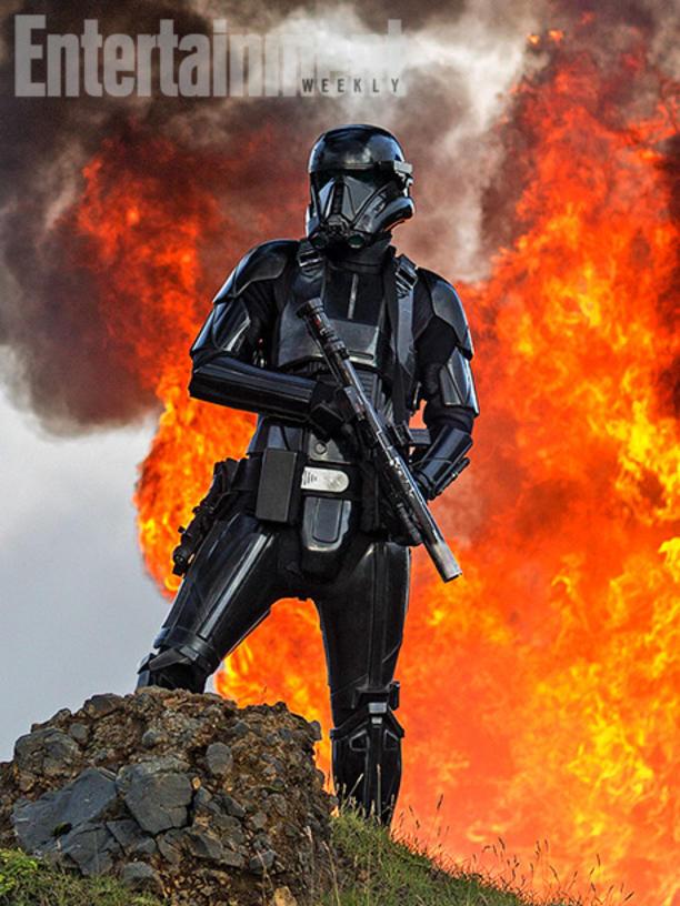 Rogue One: una foto del film