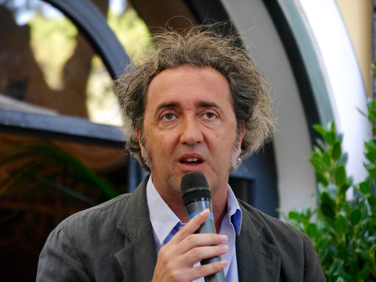 Paolo Sorrentino ospite di Parlare di cinema a Castiglioncello 2016