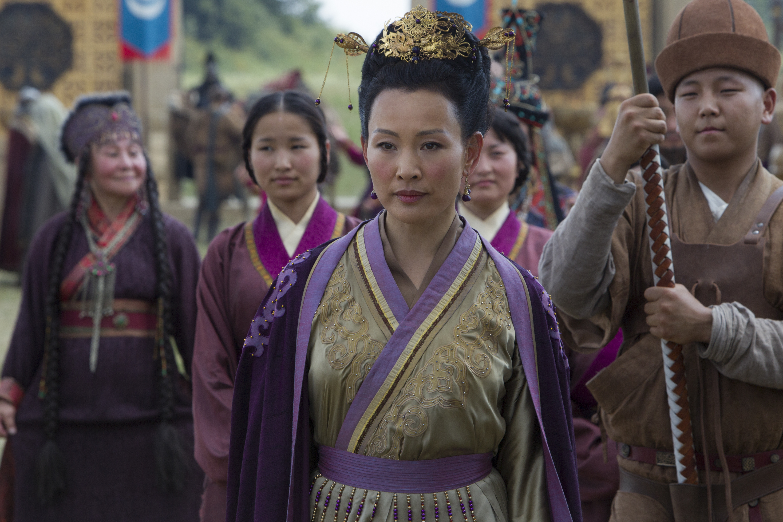 Marco Polo: un'immagine della seconda stagione