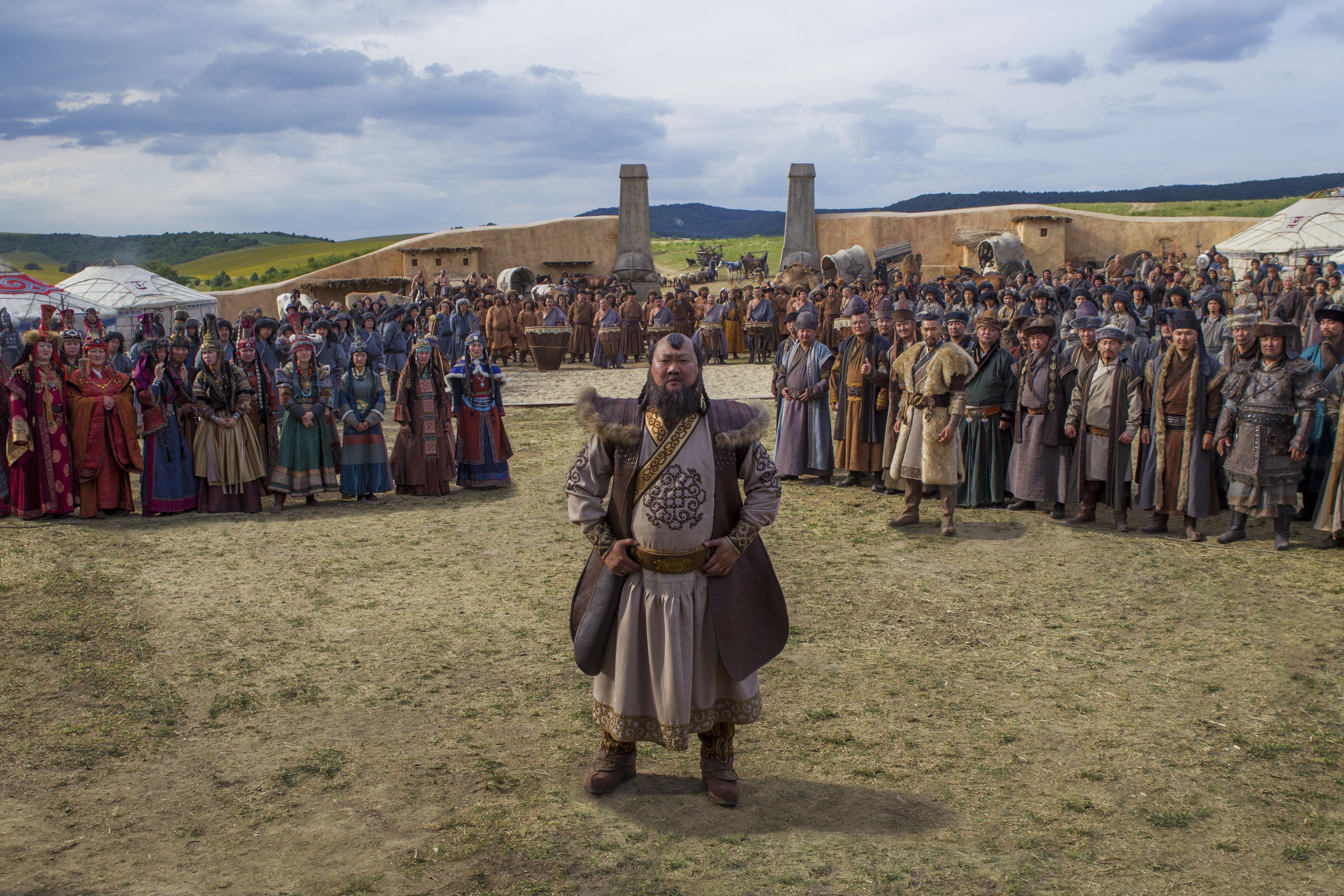 Marco Polo: Benedict Wong nella seconda stagione della serie