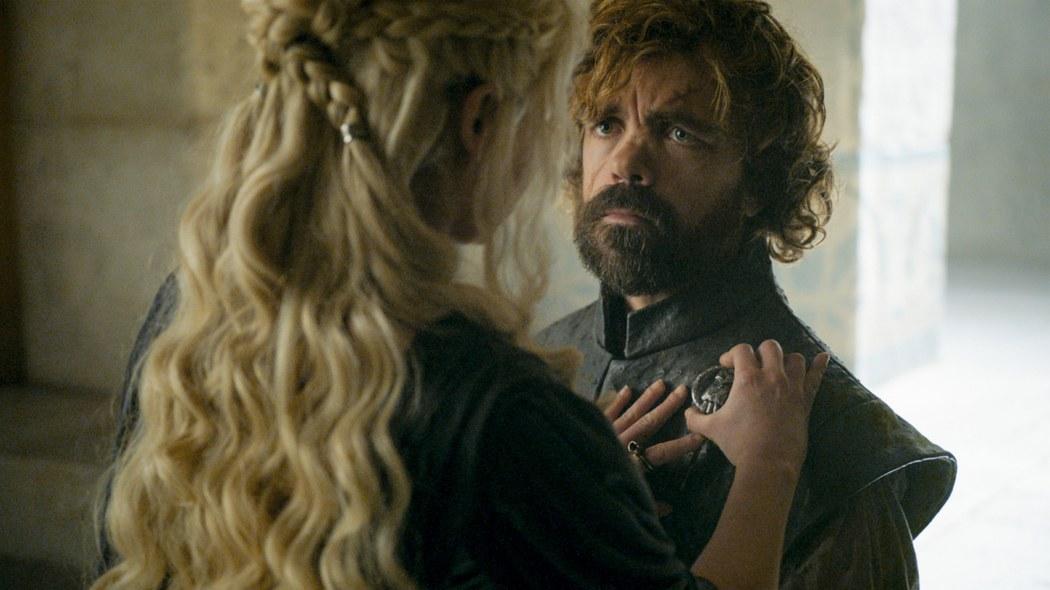 Il Trono di Spade: Tyrion e Daenerys in The Winds of Winter