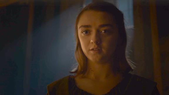 Il Trono di Spade: il ritorno di Arya nell'episodio The Winds of Winter