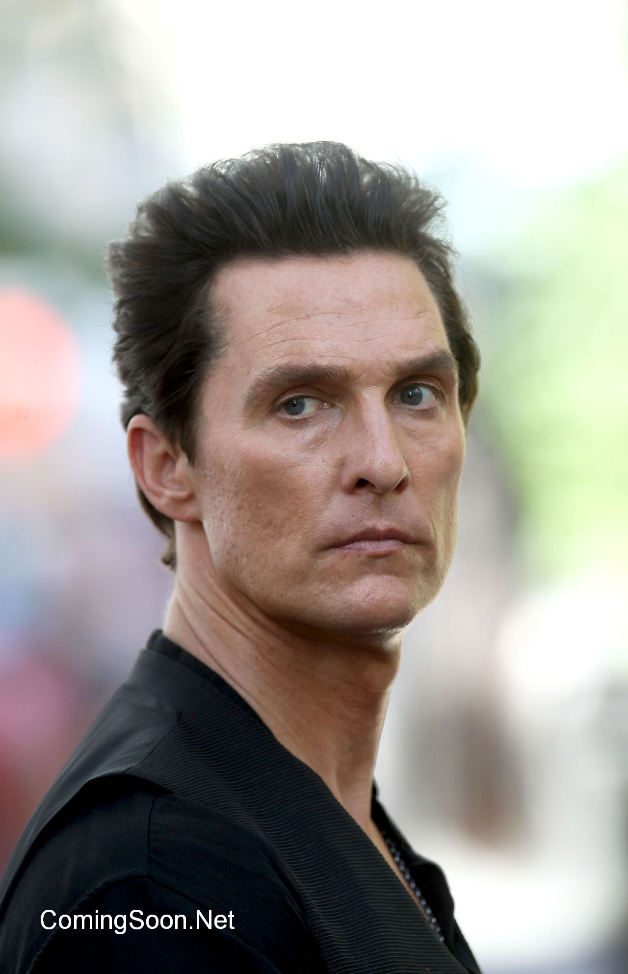 The Dark Tower: un primo piano di Matthew McConaughey nei panni di Randall Flagg