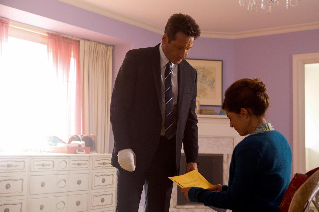 Aquarius: un'immagine di David Duchovny nella première della seconda stagione
