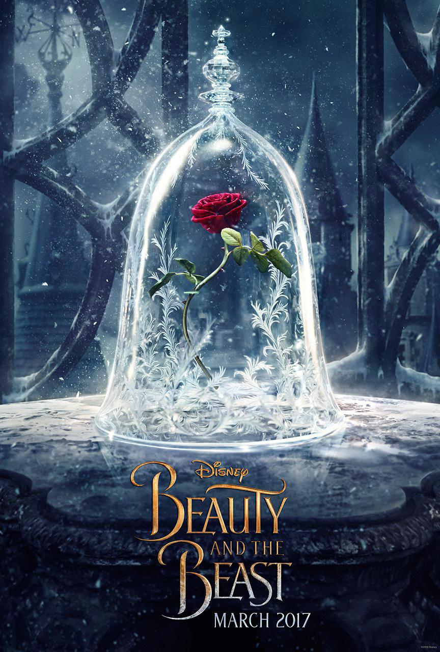La Bella e la Bestia: una nuova locandina del film