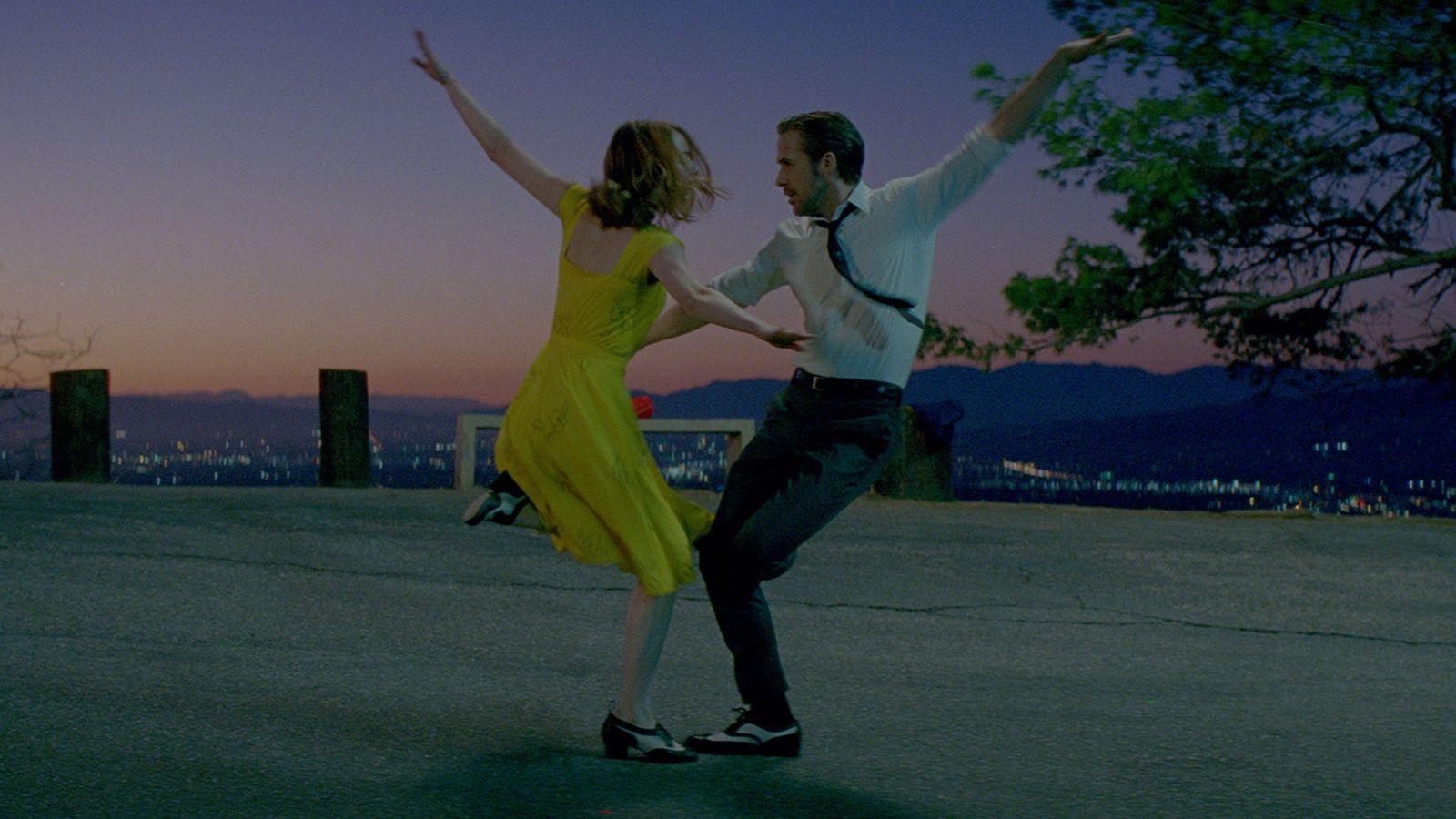 La La Land: la prima foto di Emma Stone e Ryan Gosling