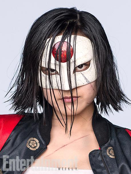 Suicide Squad: un'immagine di Karen Fukuhara