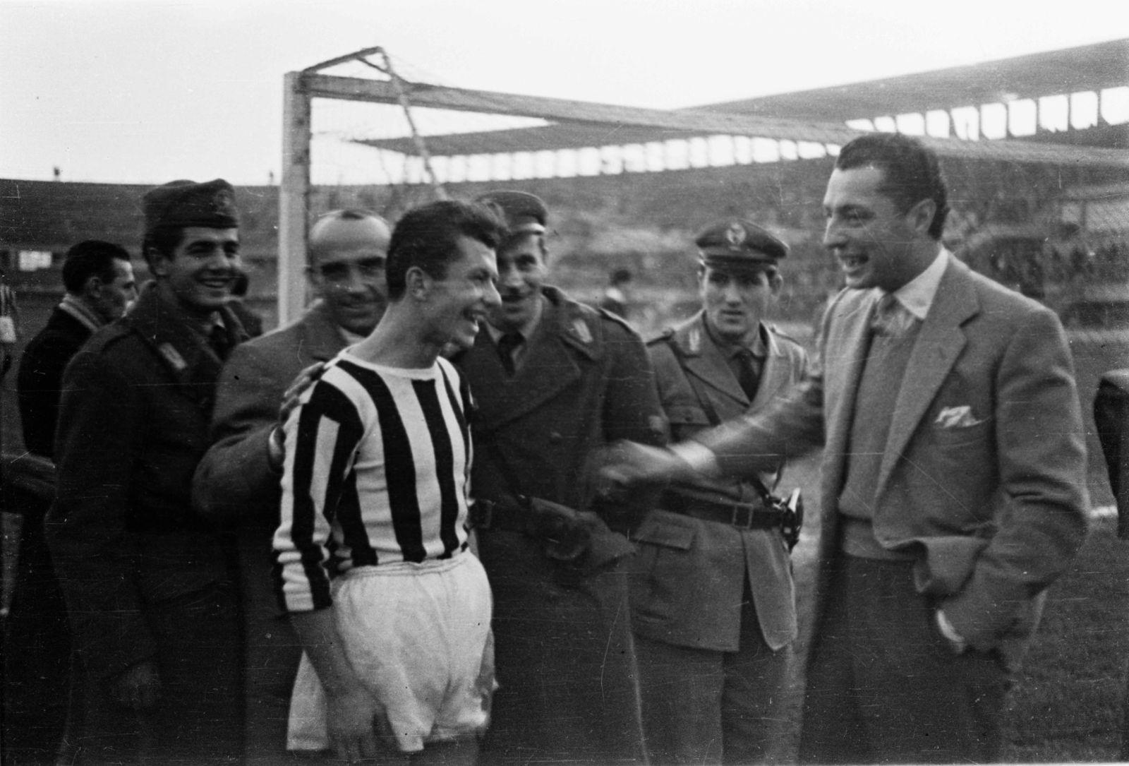 Bianconeri - Juventus Story: un'immagine tratta dal documentario