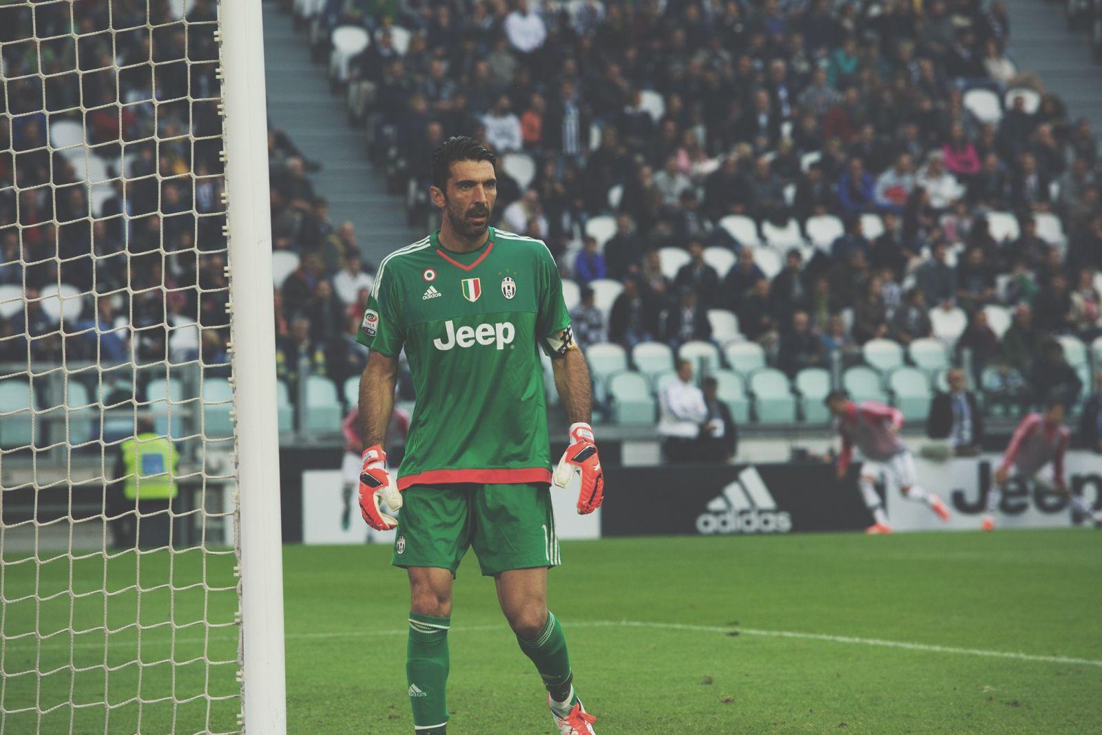 Bianconeri - Juventus Story: un'immagine che ritrae Gianluigi Buffon