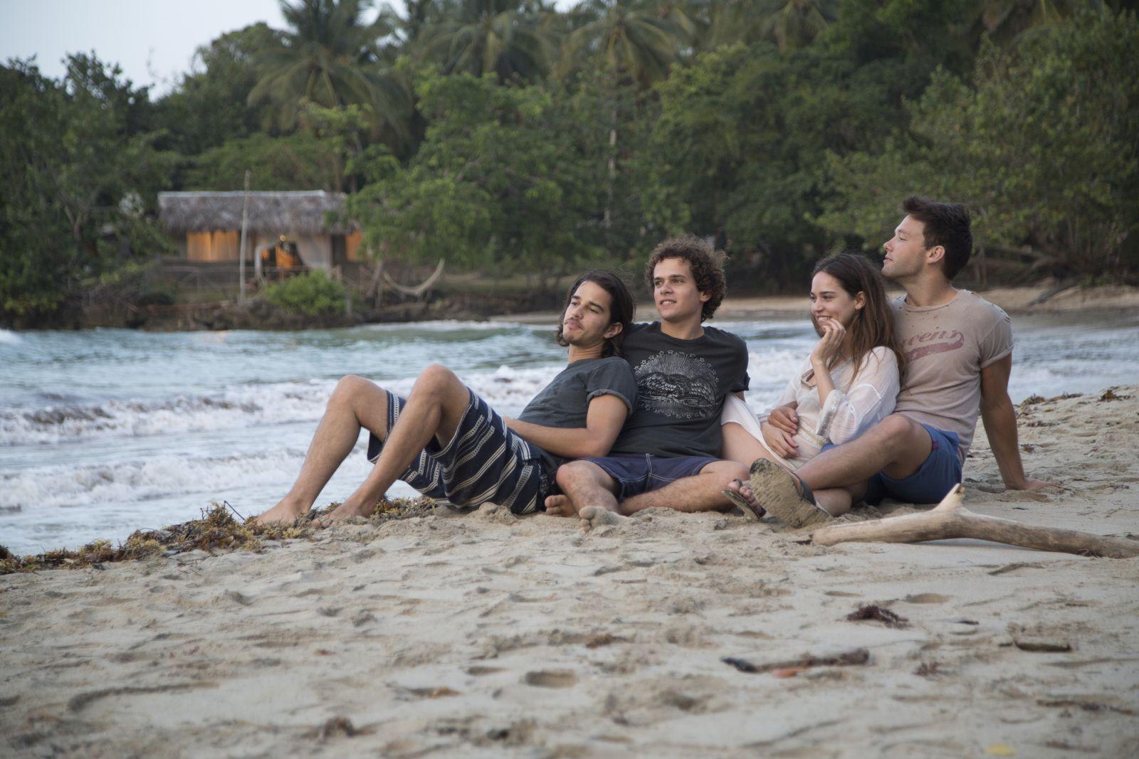 L'estate addosso: la prima immagine del nuovo film di Gabriele Muccino