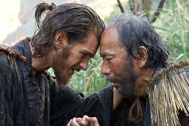 Silence: Andrew Garfield in una delle primissime immagini del nuovo film di Scorsese