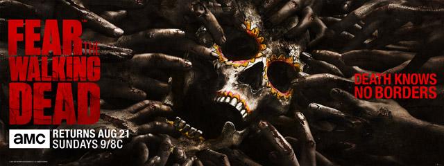 Fear the Walking Dead: un nuovo banner della seconda stagione