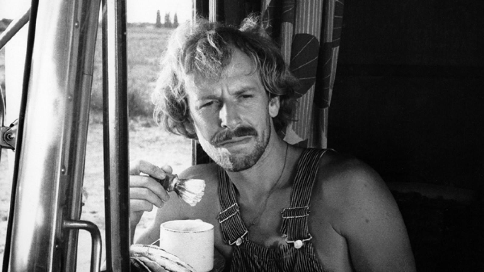 Nel corso del tempo: Rüdiger Vogler in una scena del film