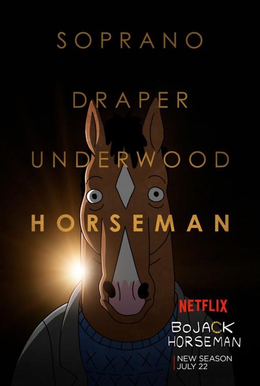 BoJack Horseman: un poster per la terza stagione