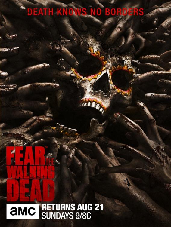 Fear the Walking Dead: un poster per la seconda stagione