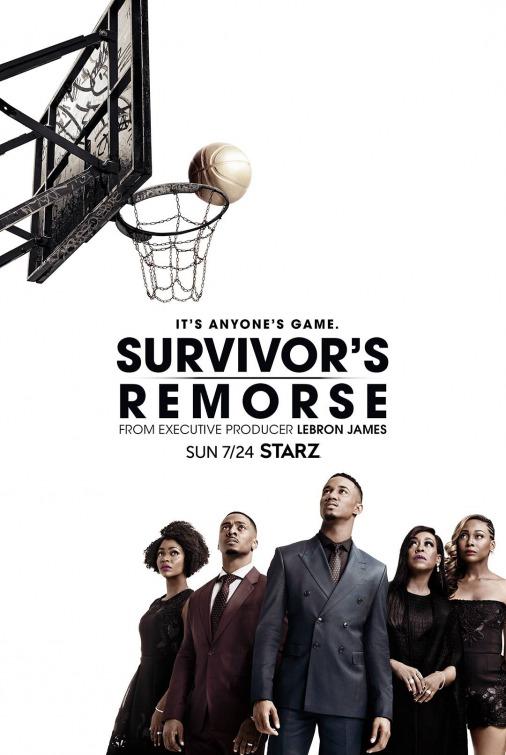 Survivor's Remorse: un poster per la terza stagione