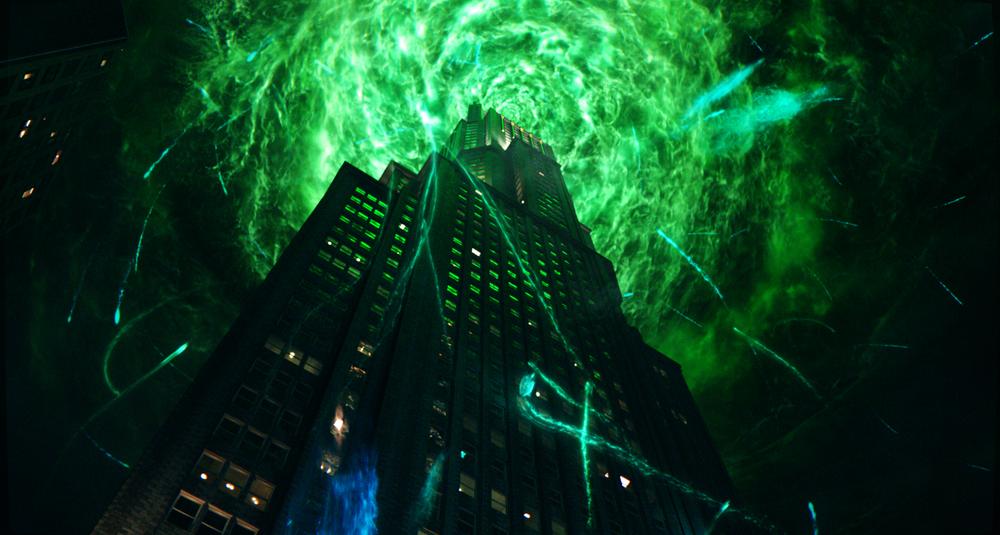 Ghostbusters: un'immagine del film