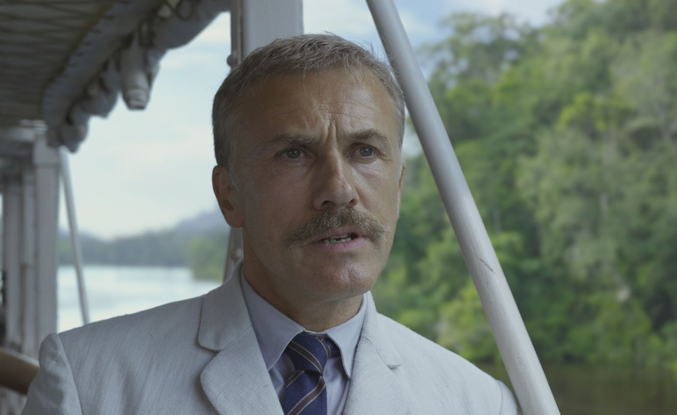 The Legend of Tarzan: un primo piano di Christoph Waltz