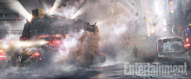Blade Runner sequel: un nuovo concept art