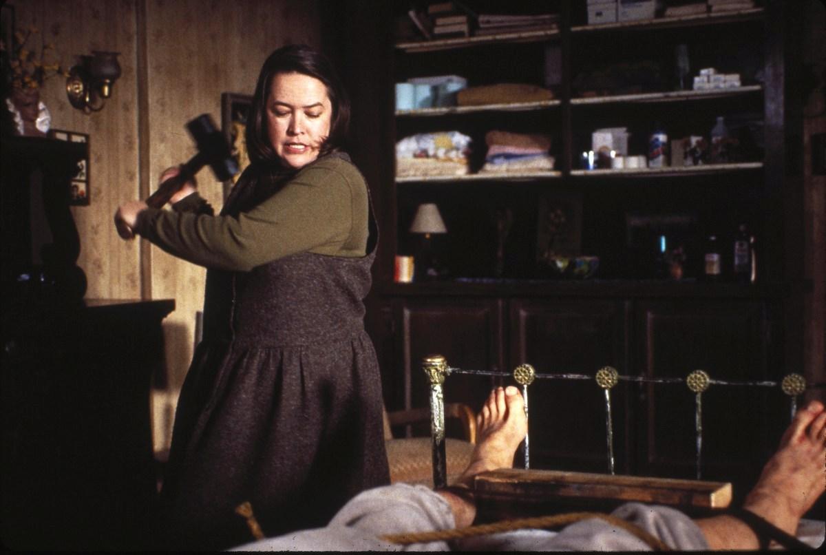 Misery non deve morire: un istante del film