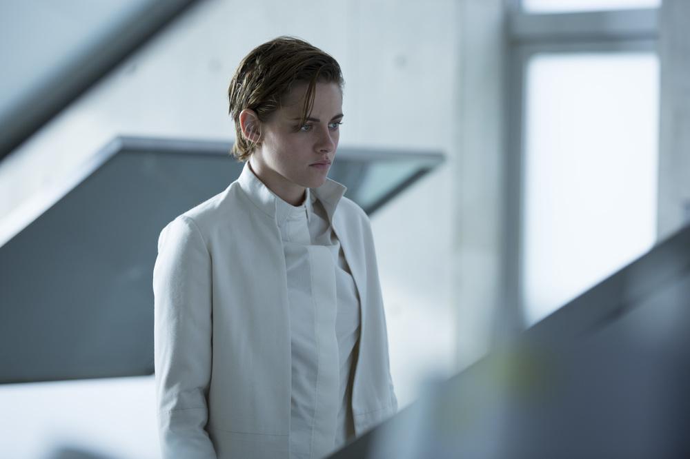 Equals: Kristen Stewart in una scena del film