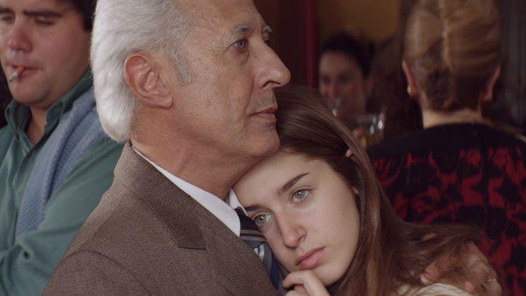 Il Clan: Guillermo Francella in un momento del film