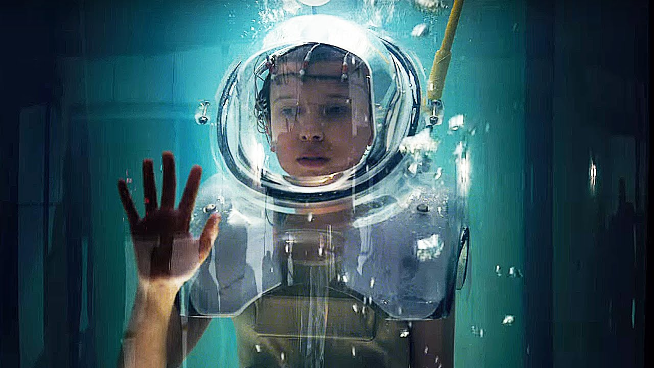 Stranger Things: un'immagine tratta dalla serie di Netflix