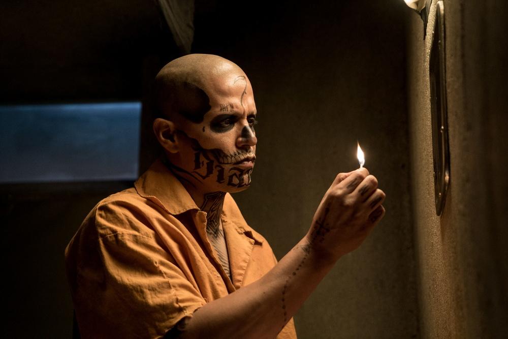 Suicide Squad: una foto dell'attore Jay Hernandez