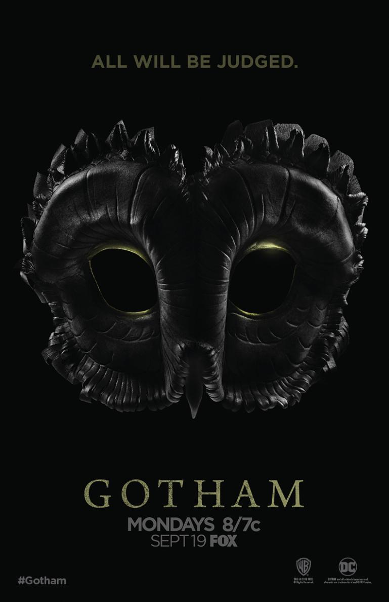 Gotham: un nuovo manifesto della stagione 3