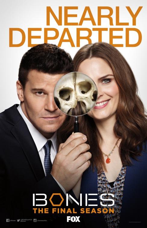 Bones: un poster per la nuova stagione della serie