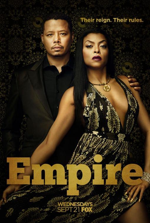 Empire: un poster per la nuova stagione della serie