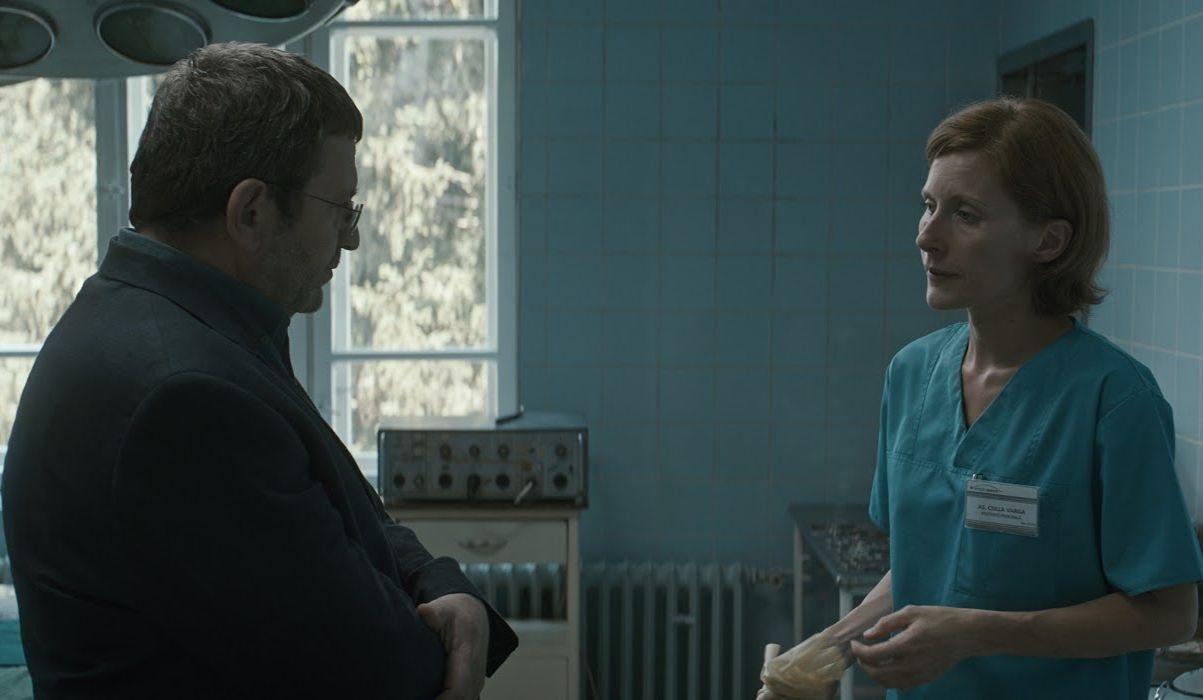 Un padre, una figlia: Adrian Titieni in un'inquadratura del film