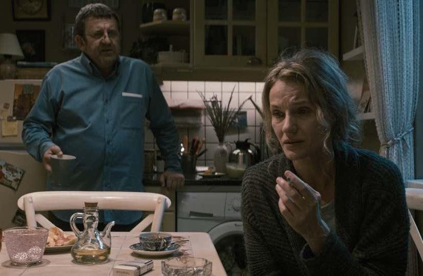 Un padre, una figlia: un momento del film