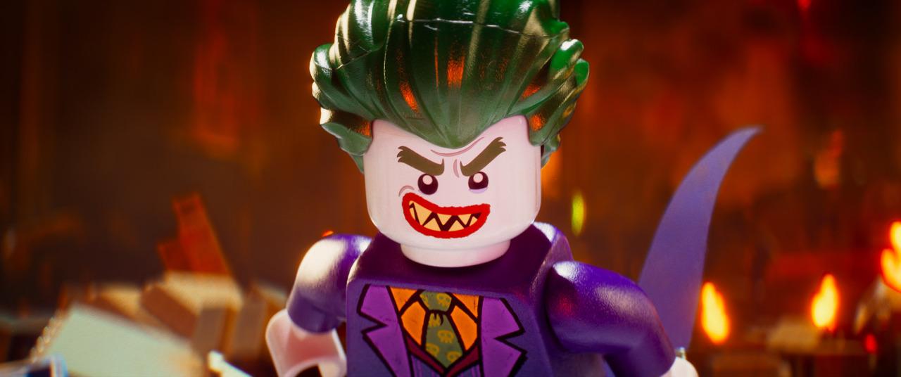 Lego Batman - Il film: un'immagine del Joker