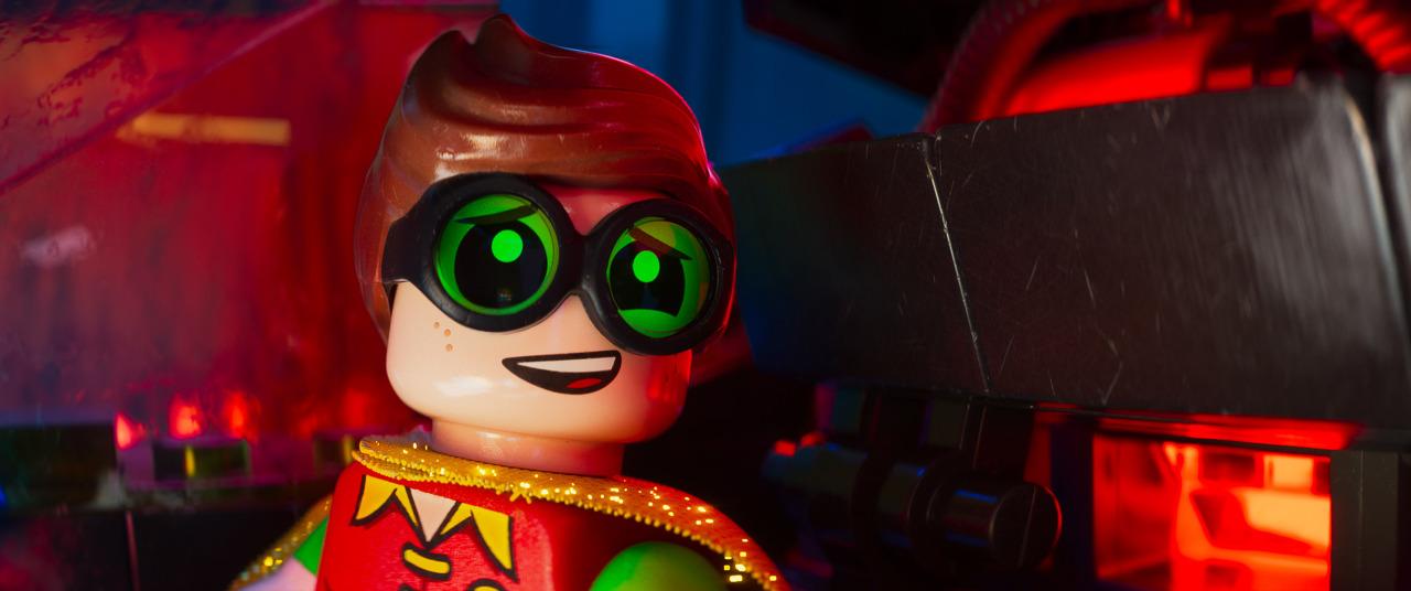 Lego Batman - Il film: Robin in una foto del film