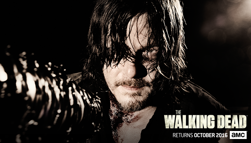 The Walking Dead: il poster dedicato a Daryl