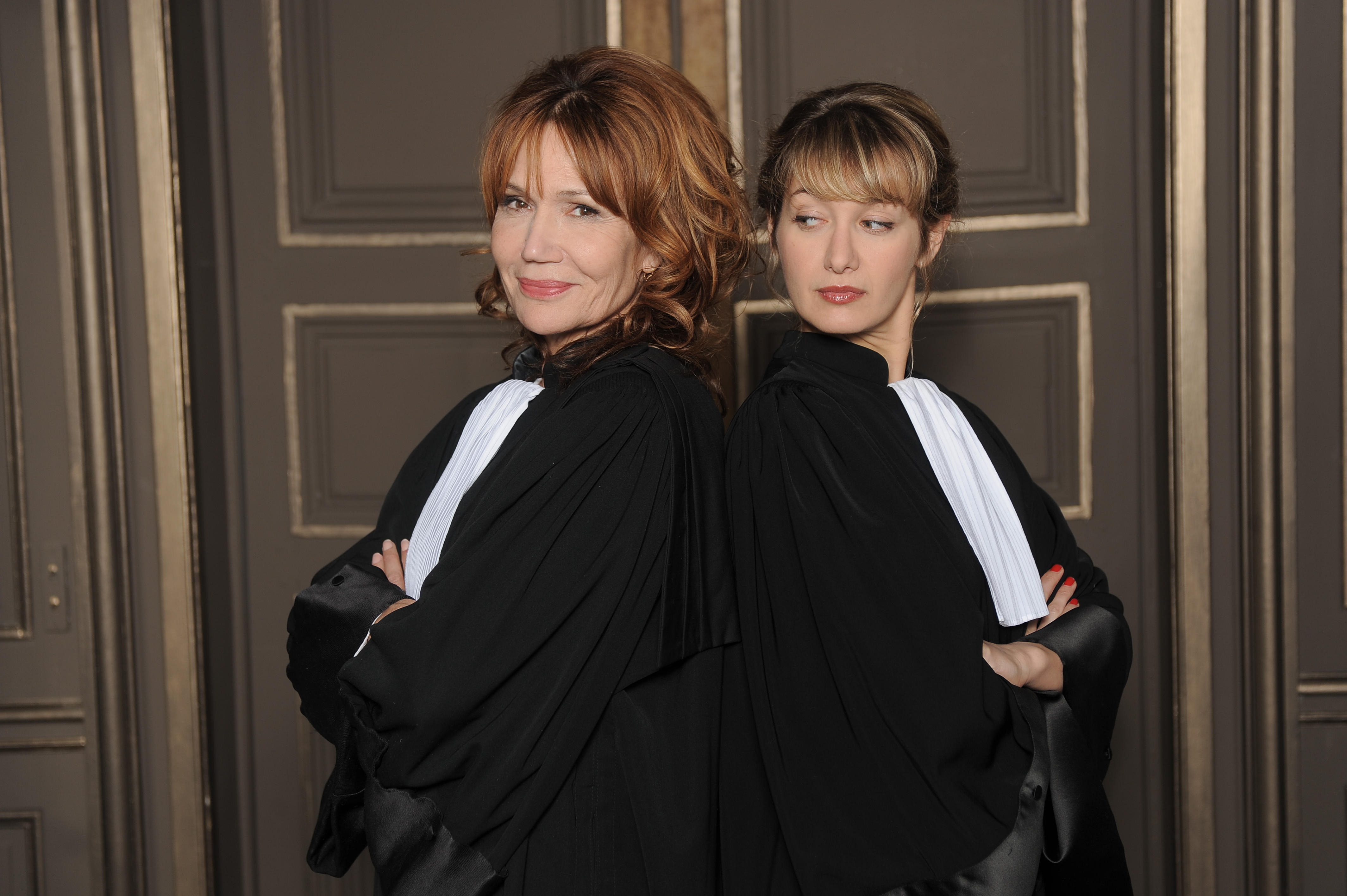 Lebowitz vs Lebowitz: Clémentine Célarié e Caroline Anglade