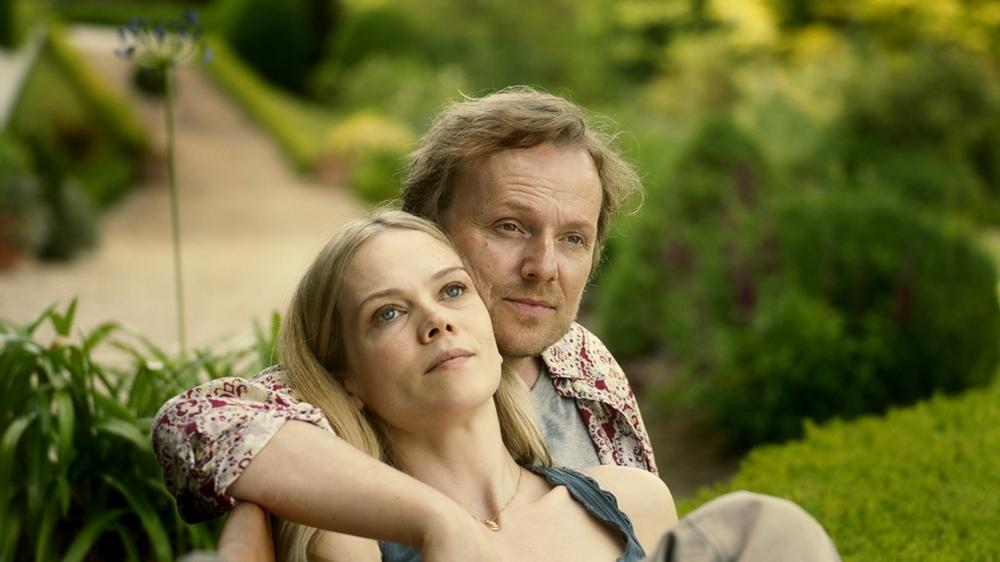 1001 Grams: Laurent Stocker e Ane Dahl Torp in una scena del film