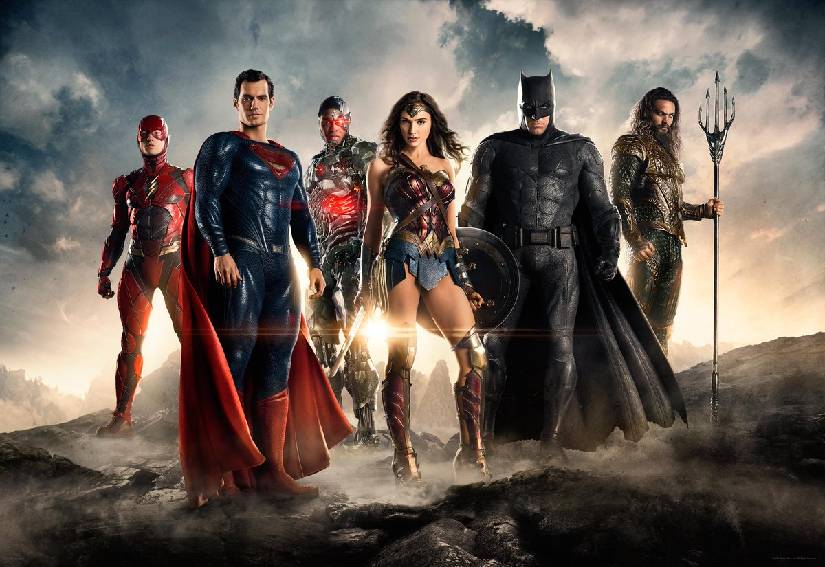 Justice League: un nuovo poster del film