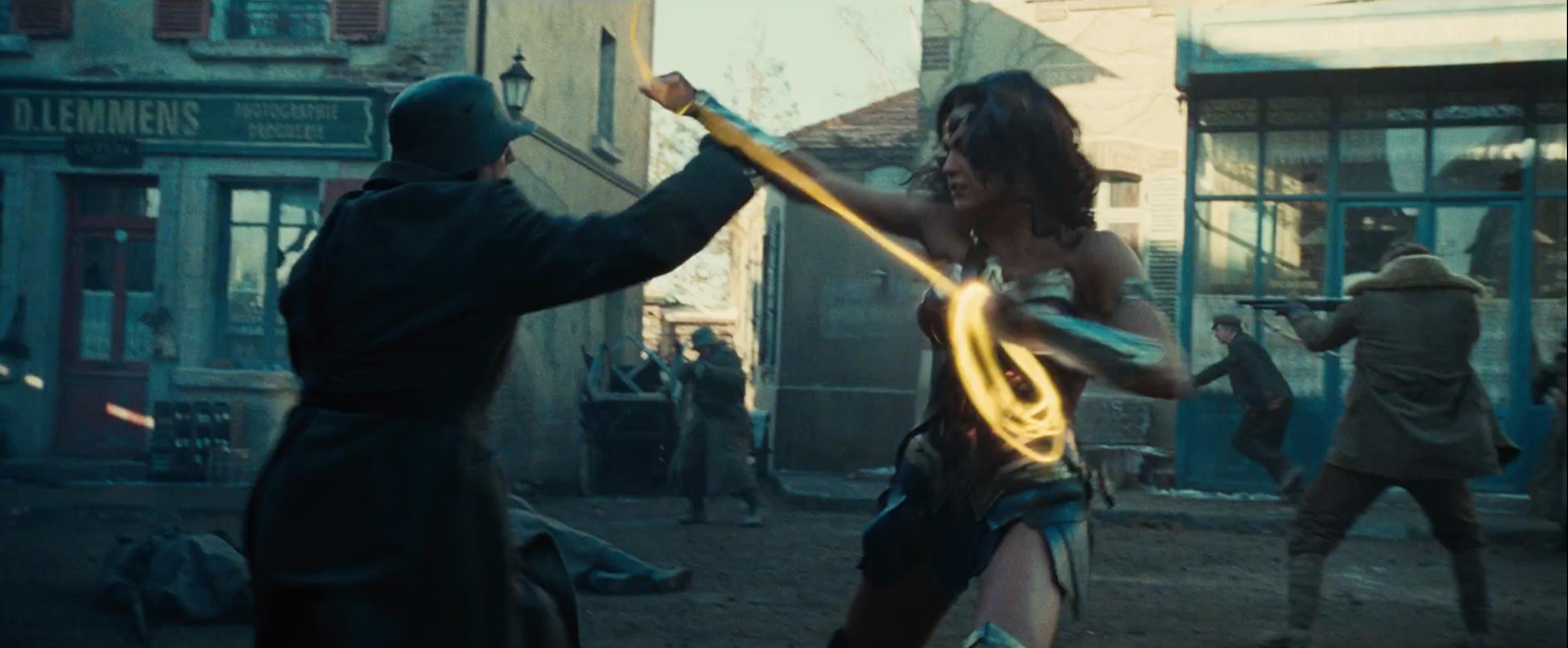 Wonder Woman: l'eroina DC in azione dal primo trailer del film