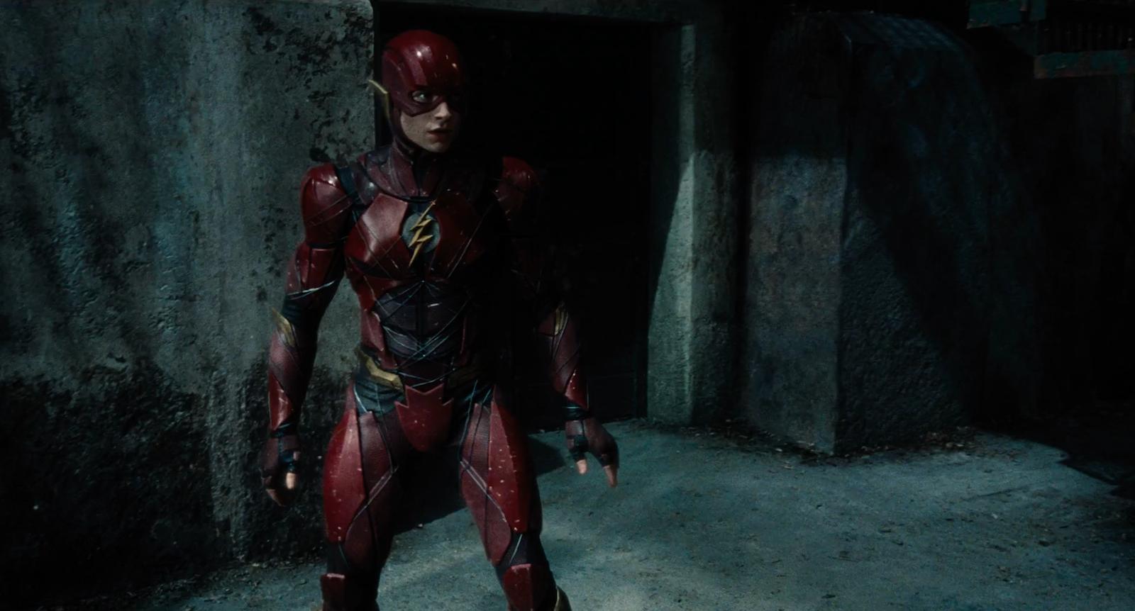 Justice League: Flash in costume dalle prime immagini diffuse al Comic-Con 2016