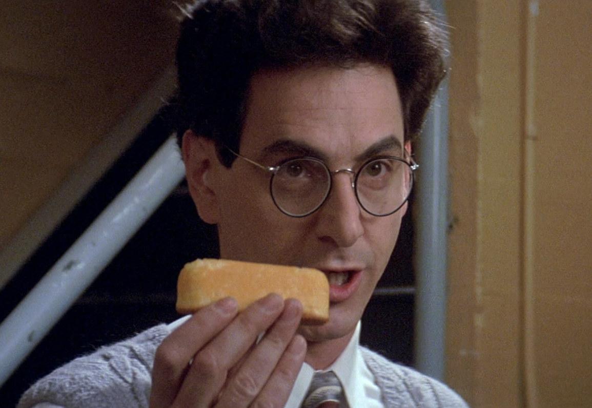 Ghostbusters: Harold Ramis è Egon