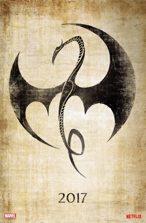 Iron Fist: un primo poster per la serie