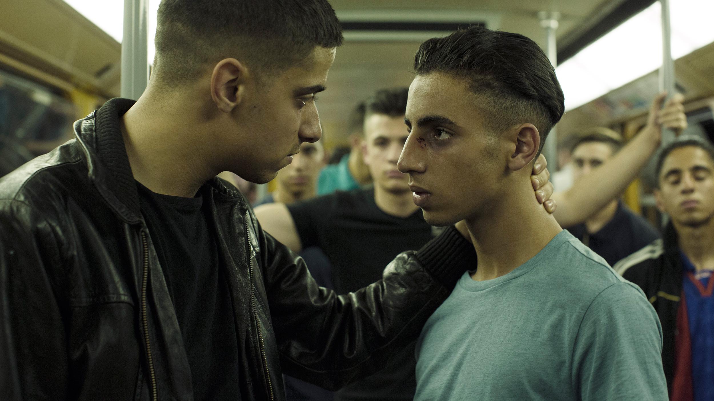 Black Bruxelles - L'amore ai tempi dell'odio: un'inquadratura del film