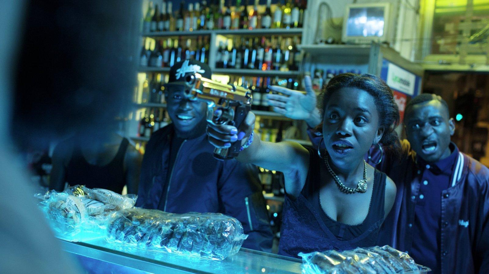 Black Bruxelles - L'amore ai tempi dell'odio: un momento del film
