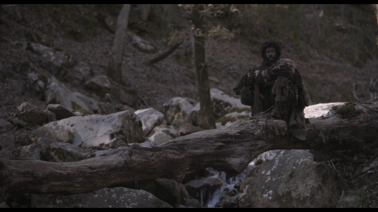 The Last of Us: una scena del film
