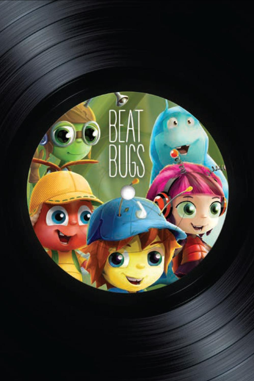 Beat Bugs: la locandina della serie