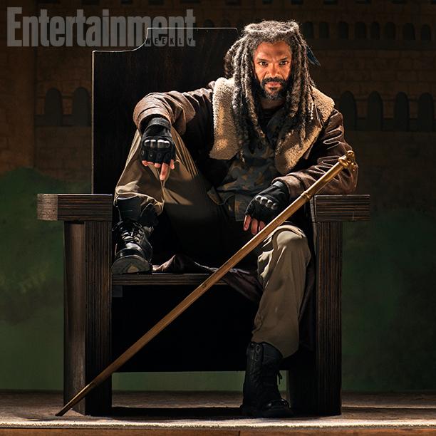 The Walking Dead: Khary Payton è Ezekiel