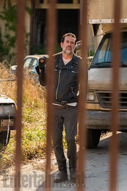 The Walking Dead: Jeffrey Dean Morgan interpreta Negan