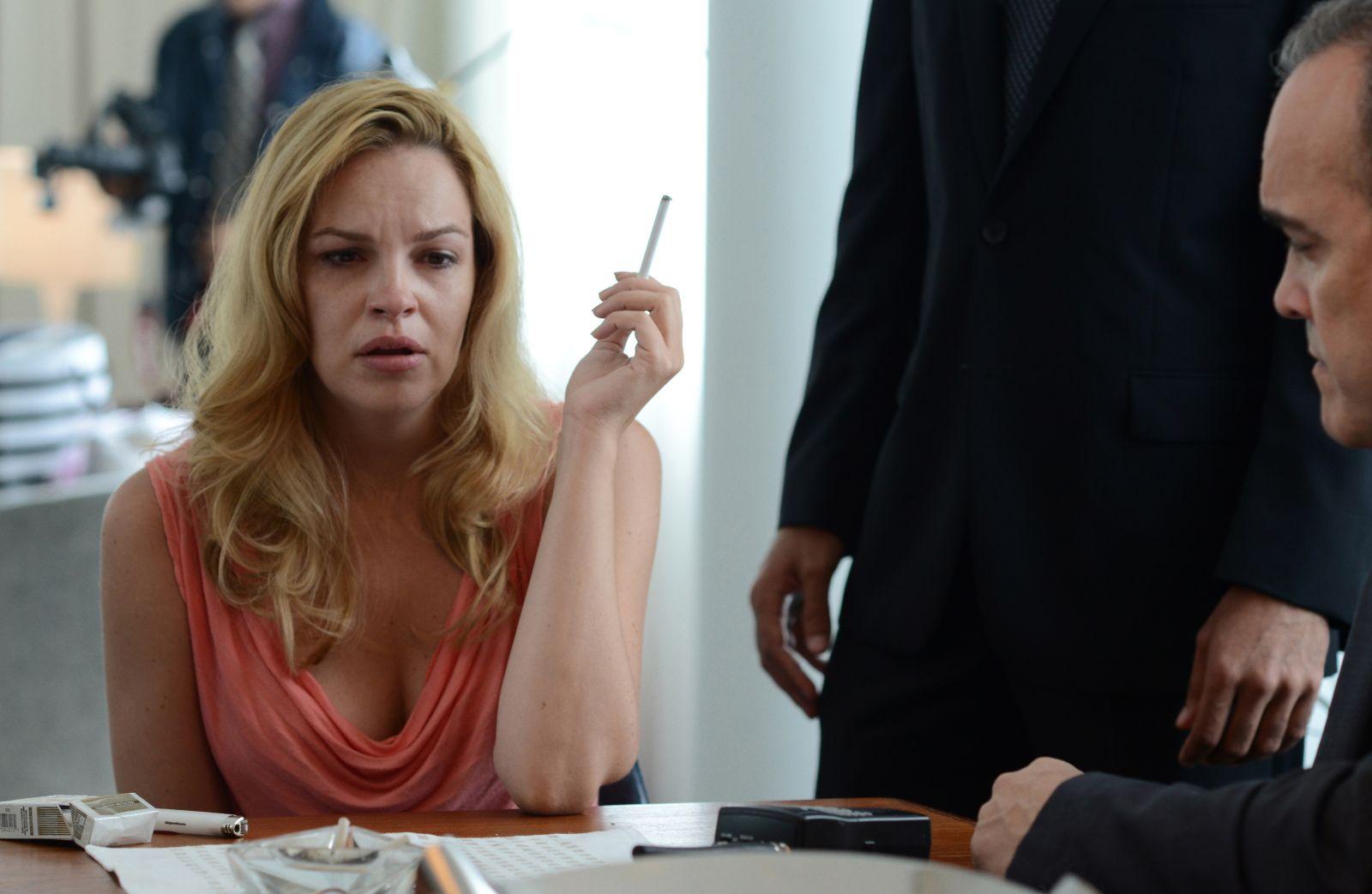 Tallulah: Tammy Blanchard in una scena del film